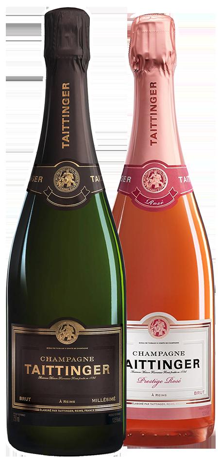 Weinhandel Bonn Kurt Balk Taittinger Champagner