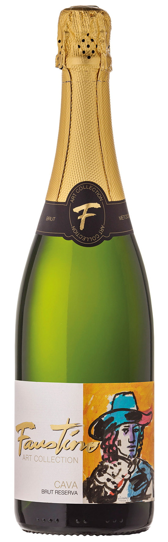 Faustino_Art_Collection_Cava_Brut_Reserva